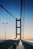 humber моста Стоковые Изображения