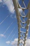 Humber Bay Bridge Stock Photo