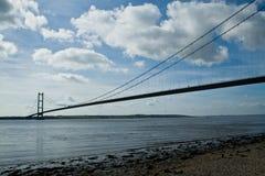 Humber Brücke Lizenzfreie Stockbilder