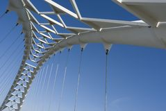 Humber Bridge royalty free stock images