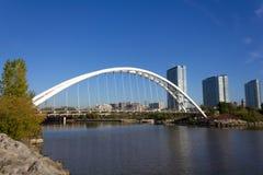 Humber Bridge in Toronto Stock Photography
