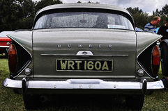 Humber Classic Car Vintage Event Royalty Free Stock Images