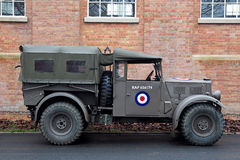 Humber military vehicle Stock Photo