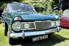 Humber Sceptre MkII Saloon Stock Image