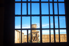 Humberstone, Chile Ruins Stock Photography