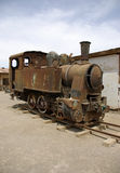 Humberstone - Ghost Town In Chile Stock Photos