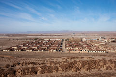 Humberstone Village Royalty Free Stock Photo