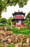 Humble Administrator's Garden, the largest garden in Suzhou Stock Photo