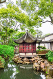 Humble Administrator's Garden, the largest garden in Suzhou Royalty Free Stock Photography