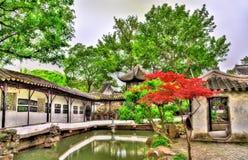 Humble Administrator's Garden, the largest garden in Suzhou Royalty Free Stock Photos