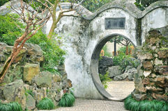 Humble Administrator's Garden. Is the representative works of Chinese Jiangnan classical garden. In 1997 was approved by UNESCO included in the World Heritage royalty free stock photos