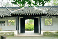 Humble Administrator's Garden Royalty Free Stock Images