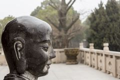 Humble Administrator's Garden in Suzhou Stock Images