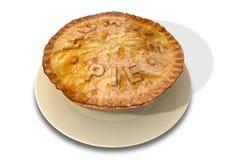 Humble Pie Stock Image