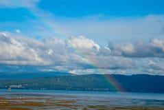 Humboldt fjärdregnbåge arkivfoto
