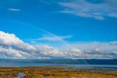 Humboldt fjärdregnbåge arkivfoton