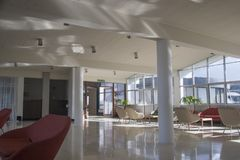 Humboldt-Hotel in Avila-Berg Caracas Venezuela im am Freitag, den 8. August 2008 ven stockbilder