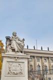 Humboldt-Universitat zu Berlin, Deutschland Lizenzfreies Stockfoto