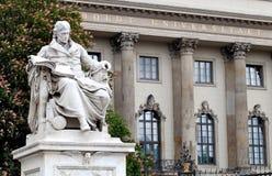 Humboldt University Stock Photography