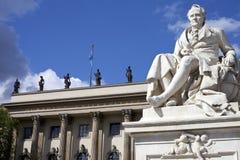 Humboldt University in Berlin Stock Images