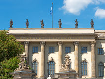 Humboldt University Berlin Stock Images