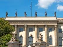 Humboldt University Berlin Stock Images