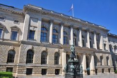 Humboldt University of Berlin, Germany Stock Image