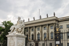 Humboldt University Berlin Germany Stock Images