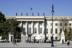 Humboldt university in Berlin Stock Photos