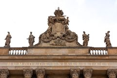 Humboldt University Berlin Stock Photos