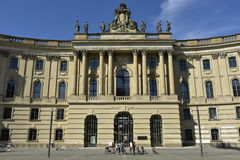 Humboldt University, Faculty of Law, Berlin Royalty Free Stock Photos