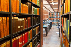 Humboldt University Library in Berlin, Germany Stock Photos