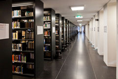 Humboldt University Library in Berlin, Germany Royalty Free Stock Image