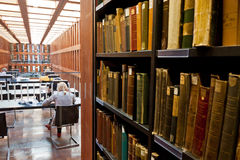 Humboldt University Library in Berlin, Germany Stock Images
