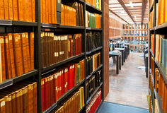 Humboldt University Library in Berlin, Germany Royalty Free Stock Photos