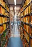 Humboldt University Library in Berlin stock photo