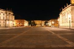 humboldt uniwersytet Obrazy Stock