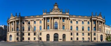 Humboldtuniversiteit van Berlijn, Duitsland Stock Fotografie
