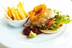 Humburger Stock Image