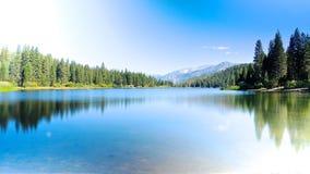 湖Hume 库存图片