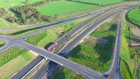 Hume Highway Reverse Track aéreo filme