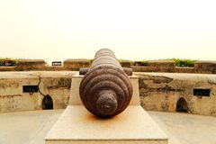 Free Humen Cannon Station Royalty Free Stock Image - 126214366