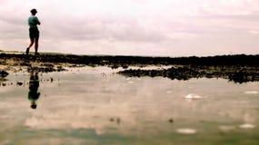 Humeur après la pluie Photographie stock