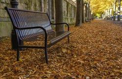 Humeur d'automne dans Princeton, New Jersey photos stock