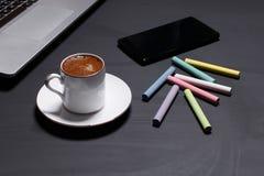 Humeur de café photo libre de droits