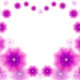 Humeur de fleur Photographie stock libre de droits