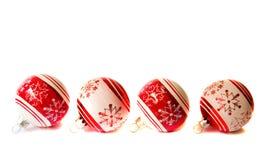 Humeur de Noël Photographie stock libre de droits