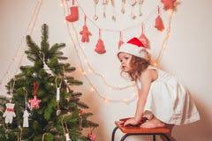 Humeur de temps de Noël Image stock