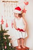 Humeur de temps de Noël Images stock