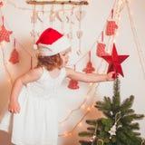 Humeur de temps de Noël Photo stock